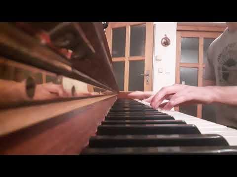 Алла Пугачёва - Очень хорошо - piano cover