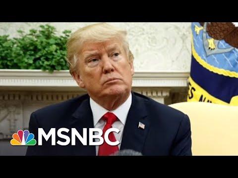 President Donald Trump Makes 'Ill Advised' Move Regarding Robert Mueller   Morning Joe   MSNBC