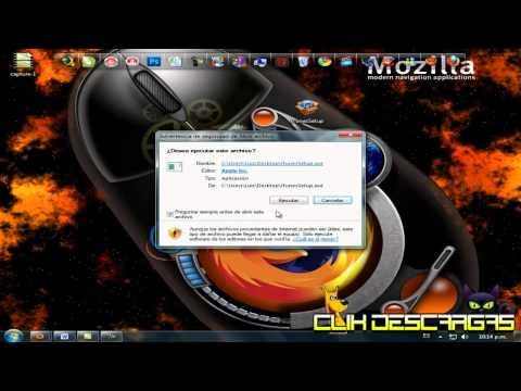 Descargar iTunes 10.2.1 para Windows XP, Vista o Windows 7