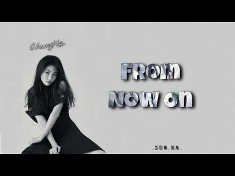 CHUNGHA - From Now On | Color Coded Lyrics [ENG|ROM|HAN]