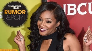 Tiffany Haddish Is A White Woman on Paper