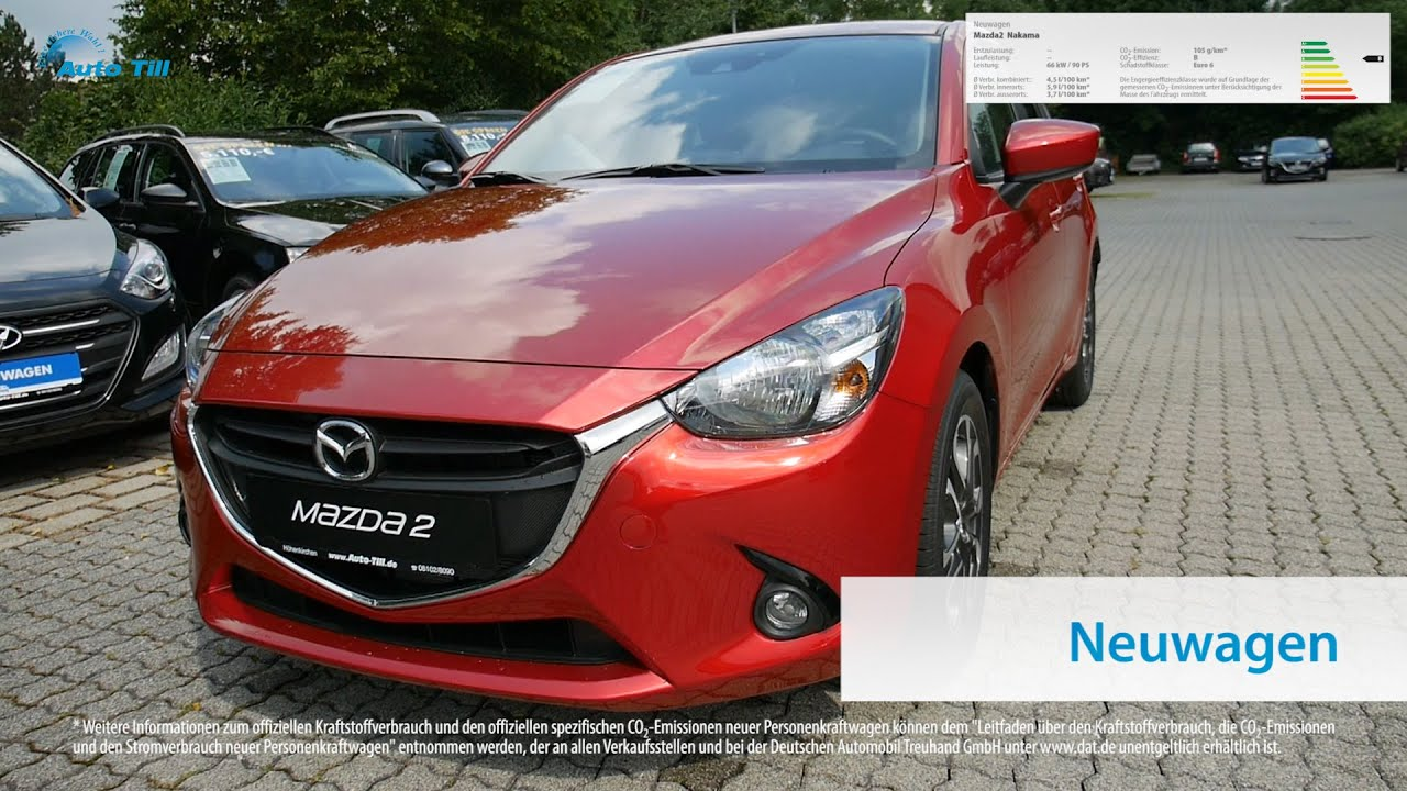 mazda 2 nakama - design highlights - youtube