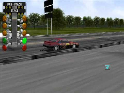 Full Download Ihra Drag Racing Game Nitrous Mustang