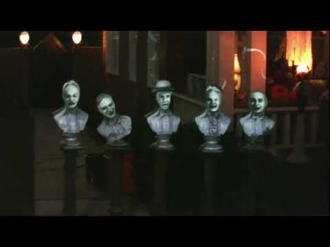 Disneyland Haunted Mansion effect-Grim Grinning Ghosts v5