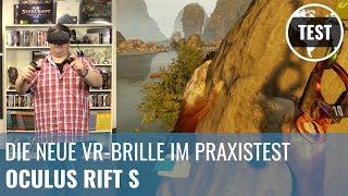 Oculus Rift S: Die neue VR-Brille im Test (German)