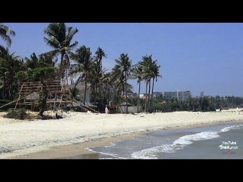 Am Strand entlang AMARYLLIS Resort & Spa Phan Thiet on the Beach Nguyễn Đình Thành phố Vietnam