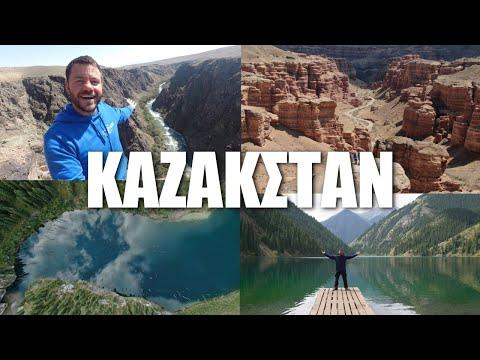 Happy Traveller στο ΚΑΖΑΚΣΤΑΝ - μέρος 2
