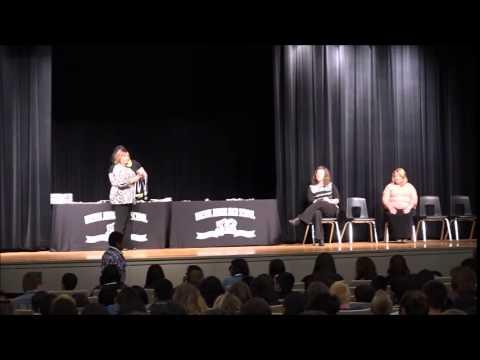 WJHS Awards Assembly 2015