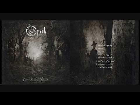 Opeth  Blackwater Park 2001