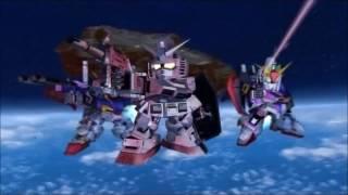 スーパーロボット大戦xo srw xo 合体攻撃集 part1