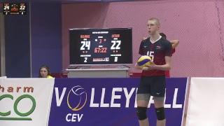 Volleyball EEVZA U-15 Men Championship 14.12.2018 Day2