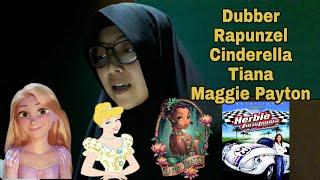 Download Mp3 Ratu Suara Iklan, Dubber Rapunzel, Cinderella,tiana, Maggie Herbie, Ibu Tao Ming