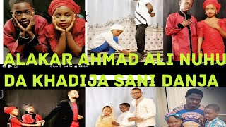 Download Video Mene ne Alakar Ahmad Ali Nuhu da Khadija Sani Danja MP3 3GP MP4