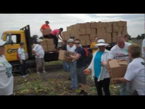 St. Mary Magdalen - Gleaning, Turnips, and Solidarity