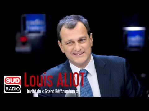 Louis Aliot invité du « Grand Référendum » de Sud Radio