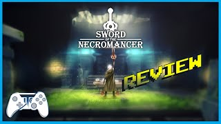 Sword of the Necromancer! Review - Come Back! (Video Game Video Review)