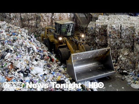 China's Waste Ban Is Causing A Trash Crisis In The U.S. (HBO