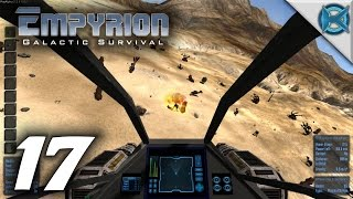 "Empyrion Galactic Survival Gameplay / Let's Play (S-2) -Ep. 17- ""Killing Animals with SV"""