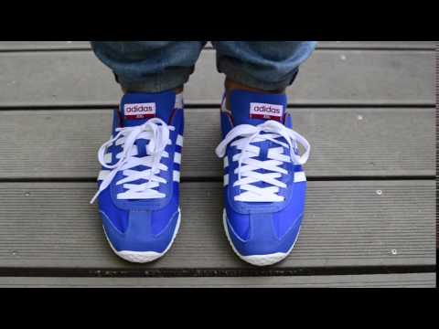 adidas VS Jog (AW4703) YouTube