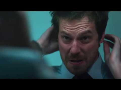 The Belko Experiment (2017) Michael Tracer Tag Removal Scene Explained *SPOILER ALERT*