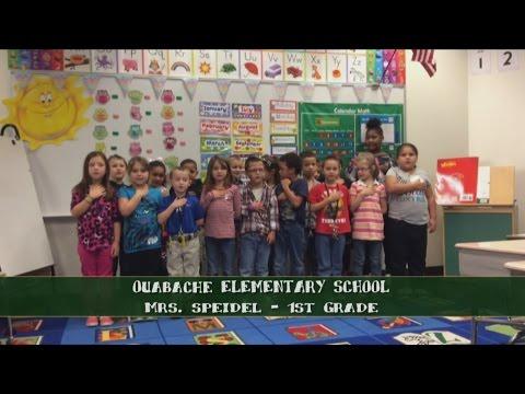 Ouabache Elementary School - Mrs. Speidel - 1st Grade