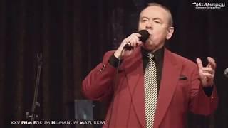 XXV FHMazurkas - benefis Z. Słowińskiego - Andrzej Dyszak -rewelacyjne parodie(K.Krawczyk...)