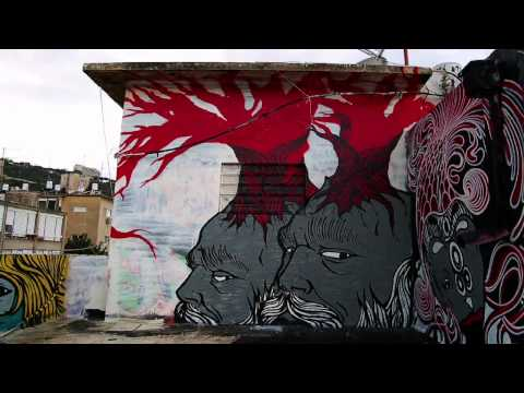 Graffiti in Stop-Motion