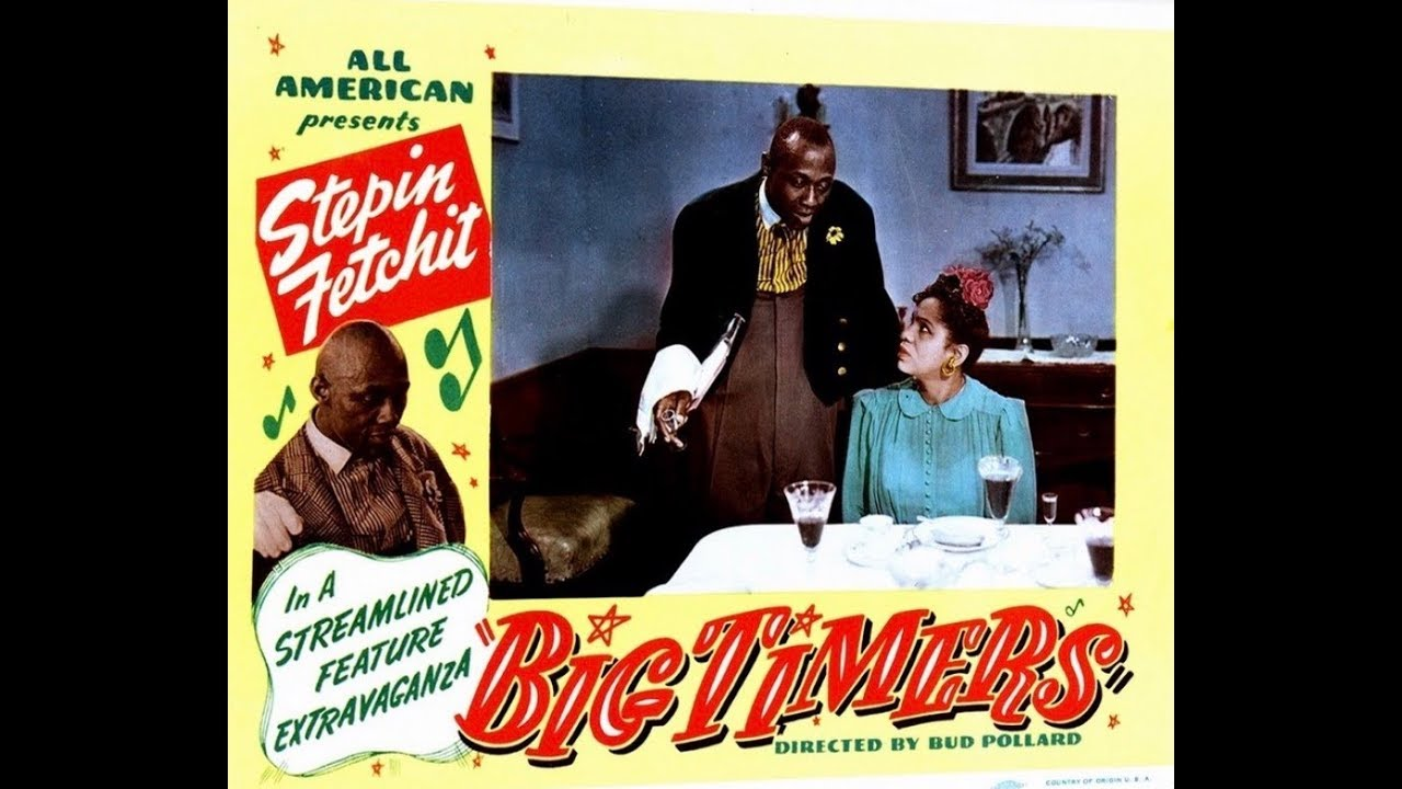 Big Timers (1945 | Moms Mabley Stepin Fetchit and Francine Everett