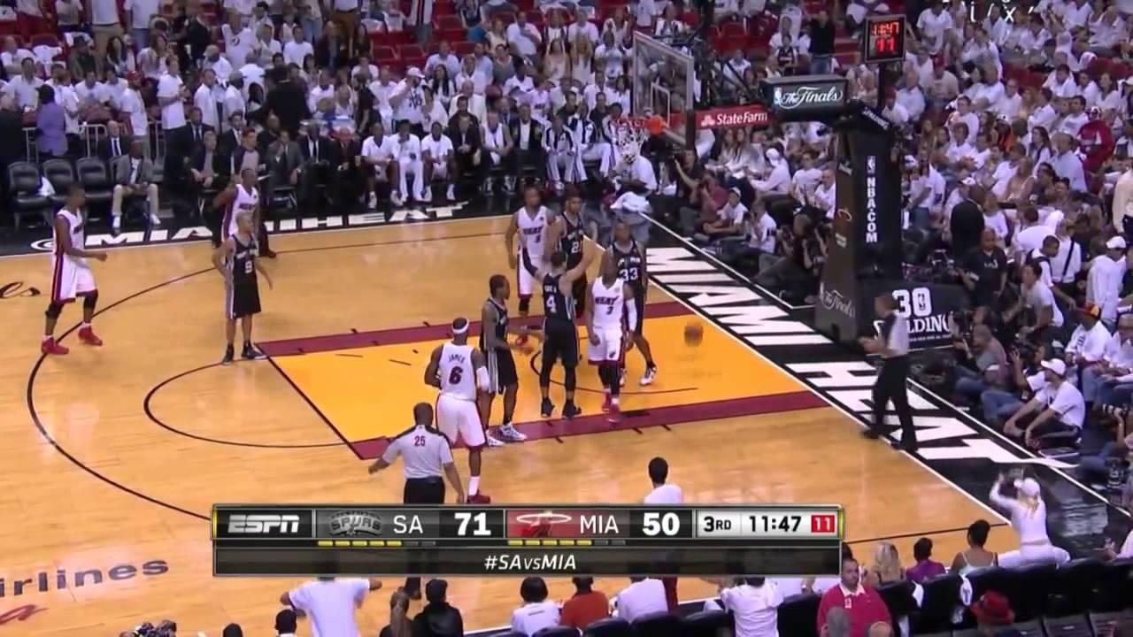 Heat Spurs