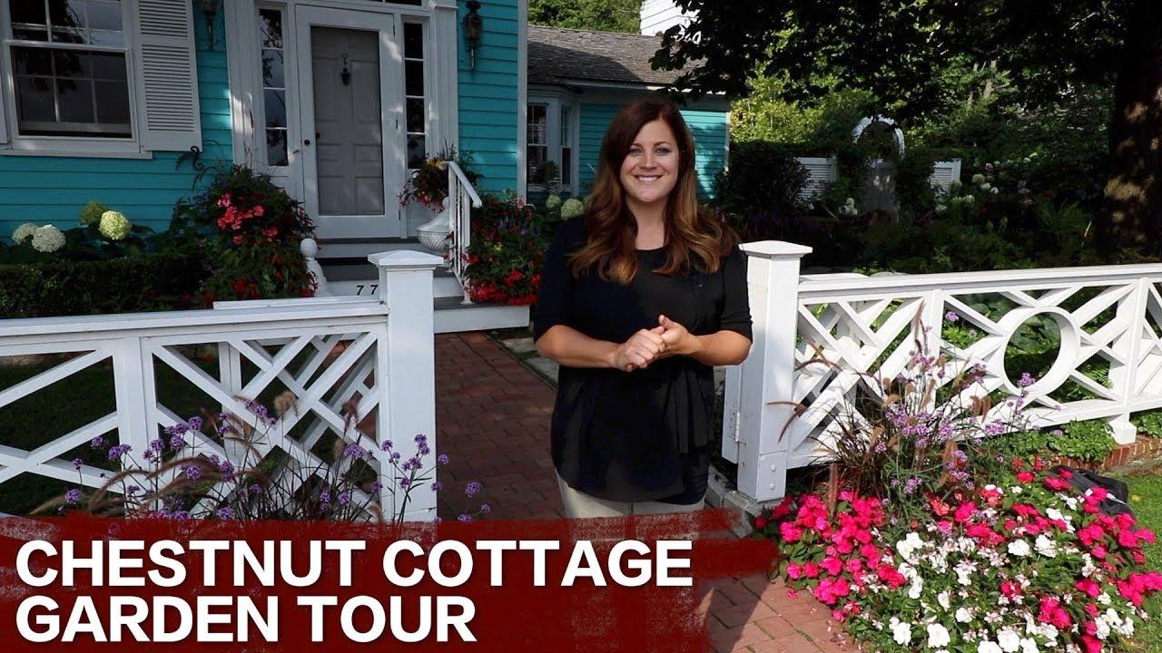 Chestnut Cottage Garden Tour Garden Answer Youtube