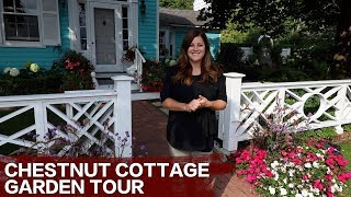 Chestnut Cottage Garden Tour // Garden Answer