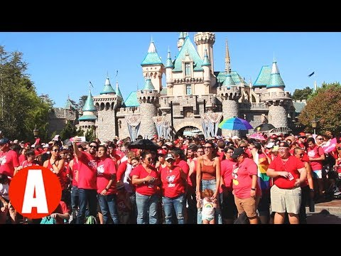 """Disneyland's Gay Days Are The """"Happier Place on Earth"""""""