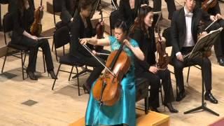 Saint-Saens - Cello Concerto No.1(생상스 첼로협주곡 1번)(2 Mov.) - 네오필하모닉오케스트라(지휘 홍성택, 첼로 이명진)