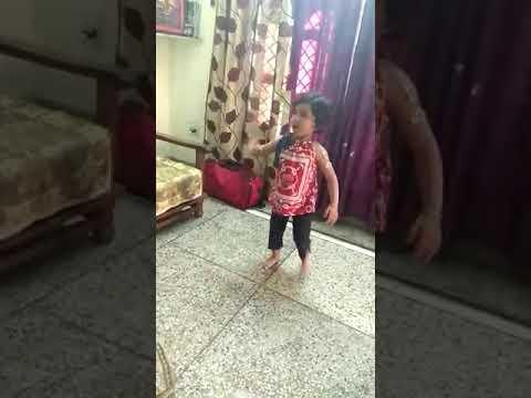 Little girl aanya dance 2