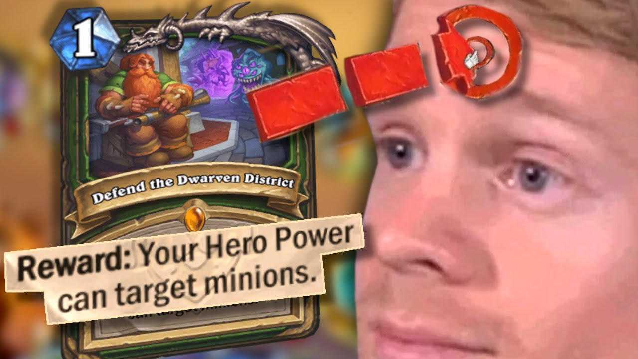 Control HUNTER?!?! Yes! | Constructed | United in Stormwind | Hearthstone