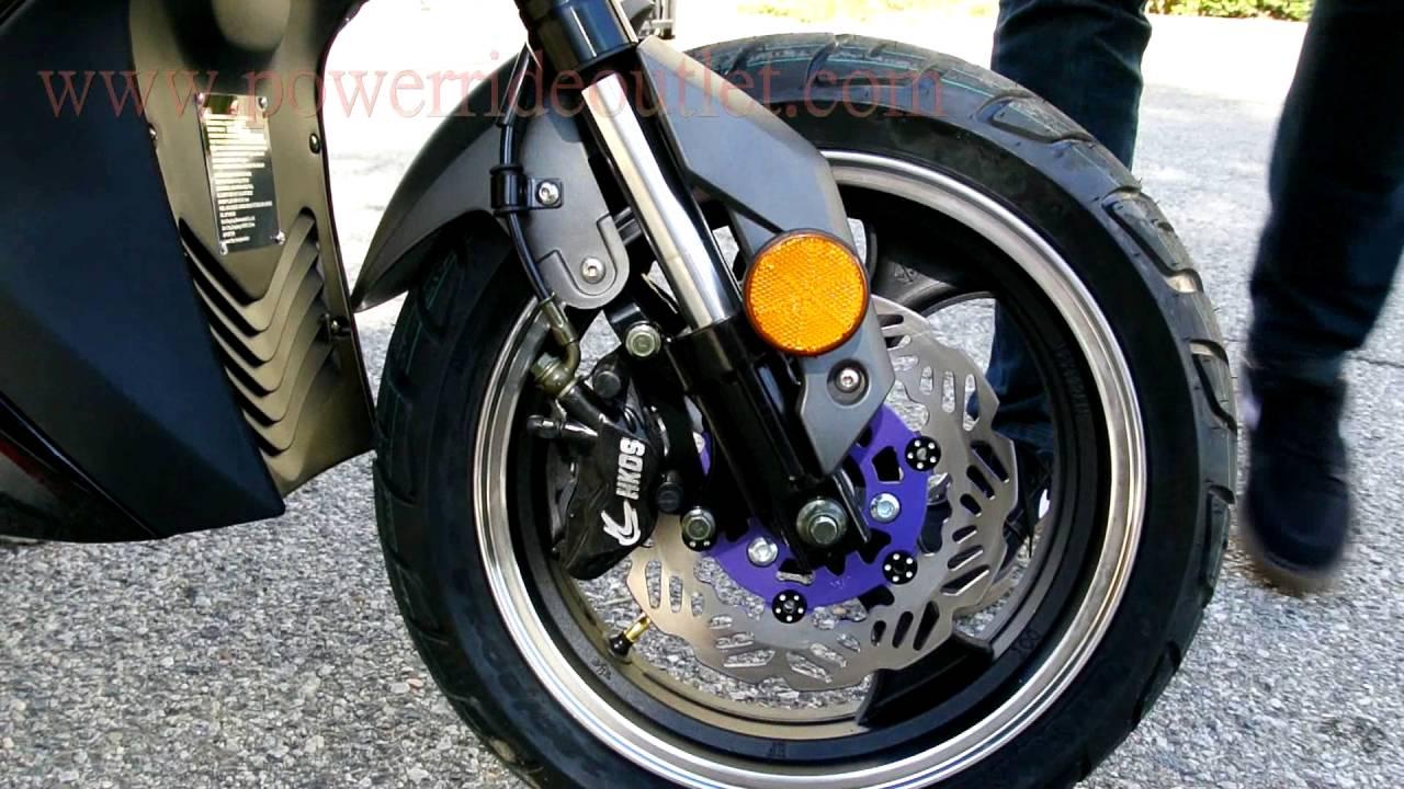 Pro Zr8 50cc Street Bike Youtube
