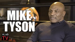 Mike Tyson on Seeing 2Pac the Day He Died, Pac Did a Song for His Fight (Part 13)