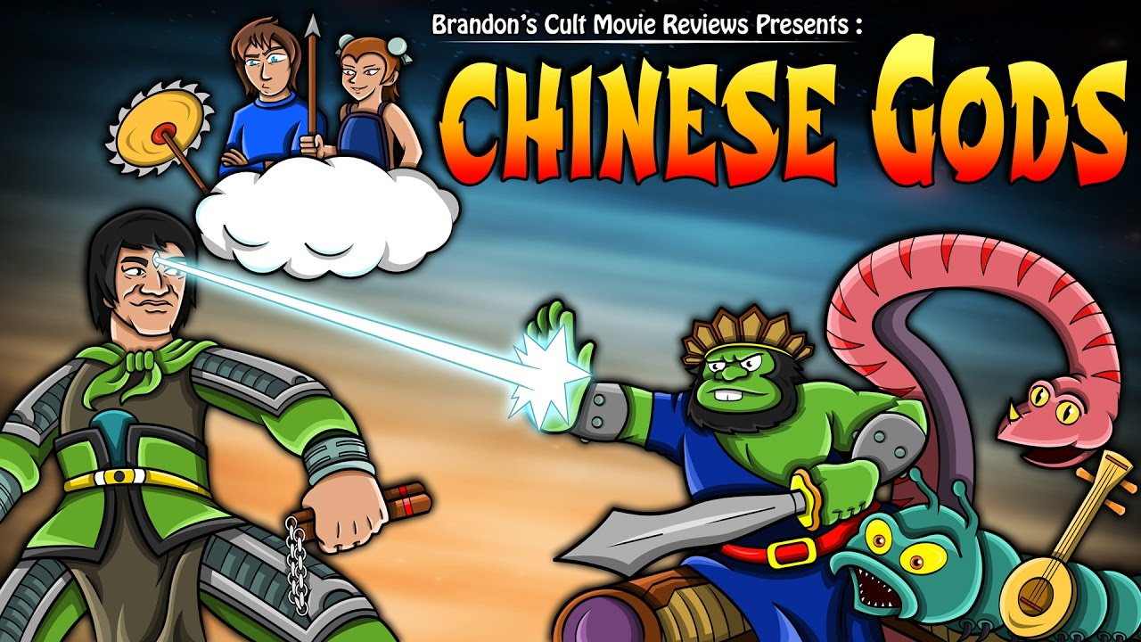 The Story Of Chinese Gods Brandon Tenold Channel Awesome