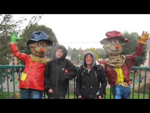 Alton Tower's Scarefest 2014