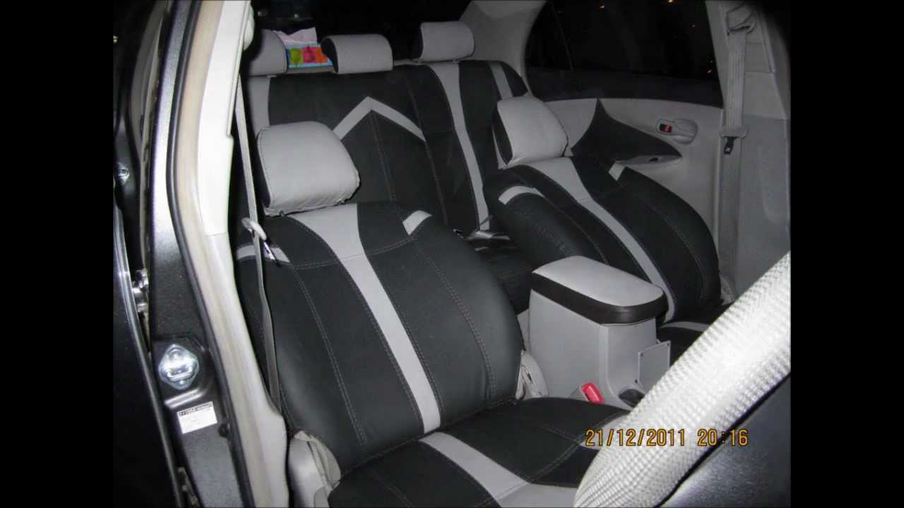 TOYOTA COROLLA AXIO CUSTOM INTERIOR BY CAR MART