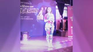 Mimie Fhara - Hatiku Terluka ( LIVE PERFORMANCE)