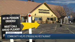 Community answers popular Murray restaurant's plea for help