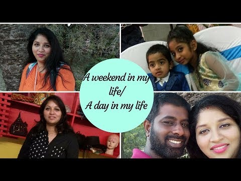 A weekend in my life/A day in my life.........||sravya's vlog||