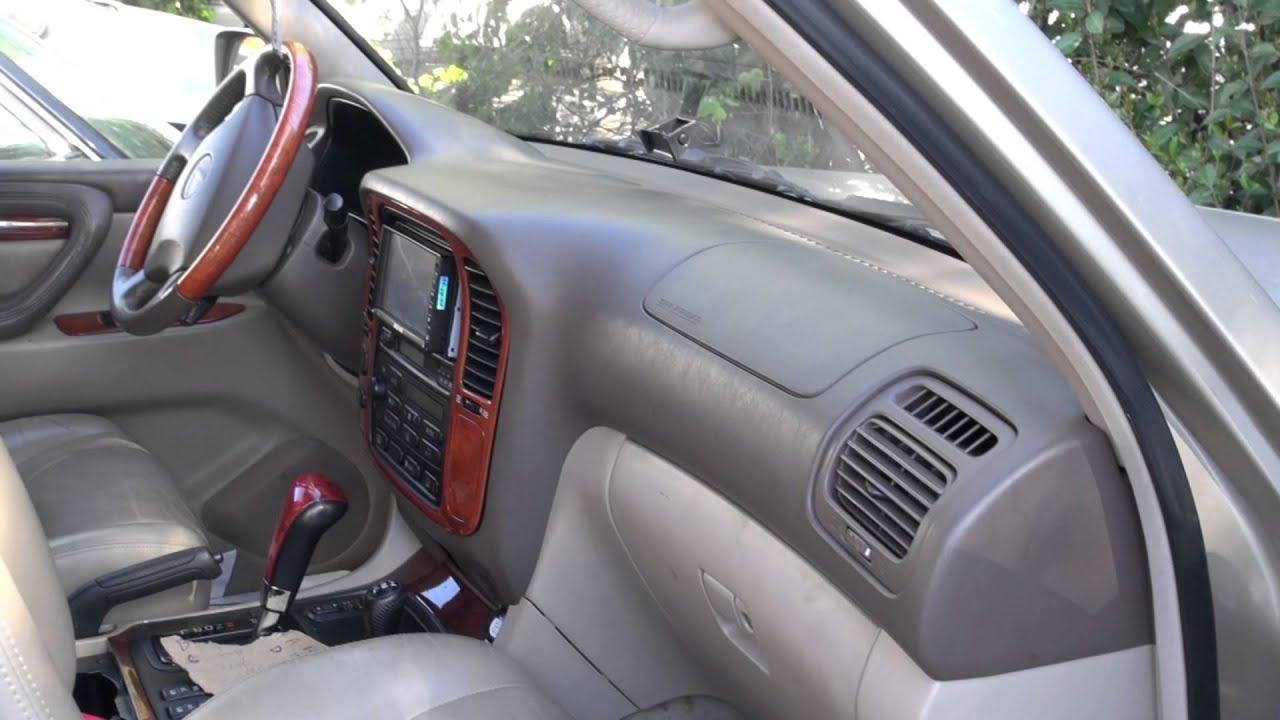 Lexus SUV Factory Replace Audio System Monney Redwood City
