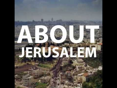 WATCH: 5 fun facts we bet you didn't know about Jerusalem.