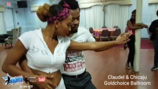 Kompa Dance workshop Demonstration....Claudel & Chicaju...561-644-4037 / 754-216-3618