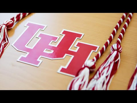UH 2015 Fall Convocation Bauer College of Business