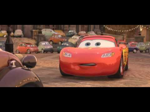 New Cars 2 Movie Trailer Chinese Ver Youtube