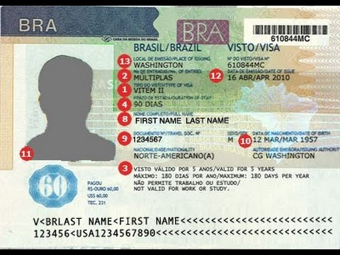How To Get Your Brazilian Travel Visa