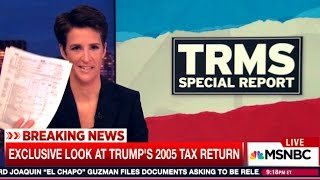 Rachel Maddow Gives America a Lesson on Sensationalism (Seriously.)
